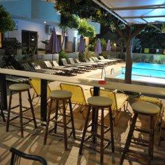 Отель Anseli Hotel Греция, Петалудес - 1 отзыв об отеле, цены и фото номеров - забронировать отель Anseli Hotel онлайн бассейн фото 3
