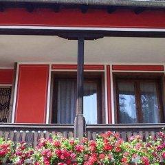 Отель Guest House Astra балкон