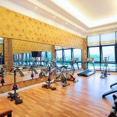Отель Dalat Edensee Lake Resort & Spa Уорд 3 фитнесс-зал фото 2