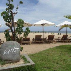 Отель Grand Whiz Nusa Dua Бали пляж фото 2
