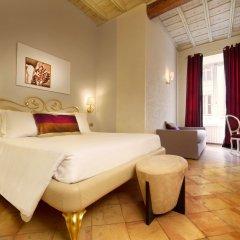 Отель Residenza Frattina Италия, Рим - отзывы, цены и фото номеров - забронировать отель Residenza Frattina онлайн комната для гостей фото 5
