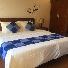 Отель Tra Que Riverside Homestay Вьетнам, Хойан - отзывы, цены и фото номеров - забронировать отель Tra Que Riverside Homestay онлайн комната для гостей фото 3