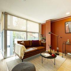 Апартаменты Comfortable Brand-new Studio in Hipódromo Мехико фото 6