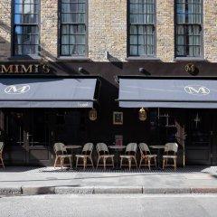 Отель Mimi's Suites Великобритания, Лондон - отзывы, цены и фото номеров - забронировать отель Mimi's Suites онлайн гостиничный бар