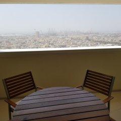 Отель Ascott Park Place Dubai балкон