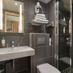 Отель Villa Margaux Opera Montmartre Париж ванная
