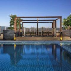 Отель Pullman Dubai Creek City Centre Residences бассейн фото 3