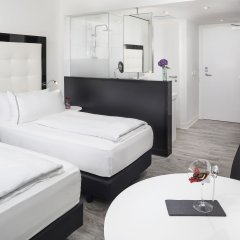 Отель INNSIDE by Meliá Hamburg Hafen комната для гостей фото 2