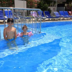 Private Hotel бассейн фото 2