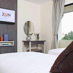 The Zen Hotel Pattaya комната для гостей фото 3