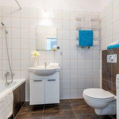 Апартаменты P&O Apartments Okecie ванная