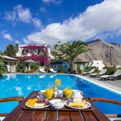 Отель Holiday Beach Resort Греция, Остров Санторини - отзывы, цены и фото номеров - забронировать отель Holiday Beach Resort онлайн фото 3