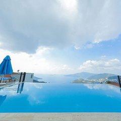 Villa Neri 1 Турция, Калкан - отзывы, цены и фото номеров - забронировать отель Villa Neri 1 онлайн бассейн