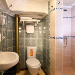 Гостиница Авиатор ванная