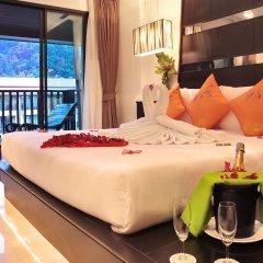 Отель Ananta Burin Resort в номере