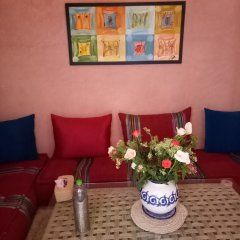Отель Riad Majdoulina Марокко, Марракеш - отзывы, цены и фото номеров - забронировать отель Riad Majdoulina онлайн в номере фото 2