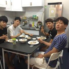 BohoLand Hostel питание фото 2