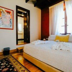 Отель Rodos Niohori Elite Suites комната для гостей фото 9