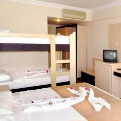 Aperion Beach Hotel Сиде комната для гостей фото 2