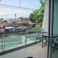 Отель Phuket Jula Place балкон