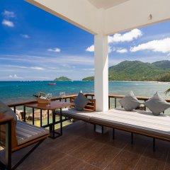 Отель Simple Life Cliff View Resort пляж фото 2