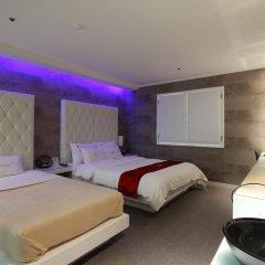 Отель Tomgi Hotel Jongno Южная Корея, Сеул - отзывы, цены и фото номеров - забронировать отель Tomgi Hotel Jongno онлайн комната для гостей