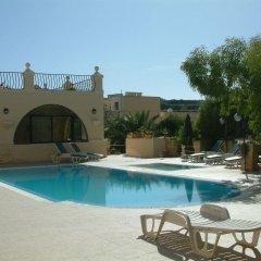 Отель San Antonio Guesthouse Мальта, Мунксар - отзывы, цены и фото номеров - забронировать отель San Antonio Guesthouse онлайн бассейн