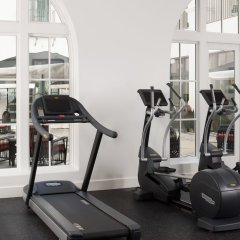Hotel Californian фитнесс-зал