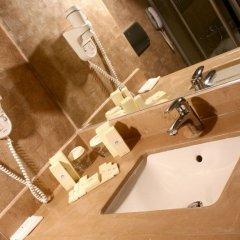 WOW Istanbul Hotel Турция, Стамбул - 4 отзыва об отеле, цены и фото номеров - забронировать отель WOW Istanbul Hotel онлайн ванная фото 2