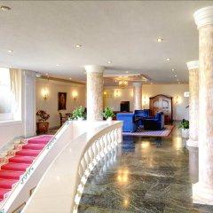 Отель Corfu Palace Hotel Греция, Корфу - 4 отзыва об отеле, цены и фото номеров - забронировать отель Corfu Palace Hotel онлайн интерьер отеля фото 3