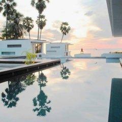 Отель Modena Resort Hua Hin-Pranburi Таиланд, Пак-Нам-Пран - отзывы, цены и фото номеров - забронировать отель Modena Resort Hua Hin-Pranburi онлайн бассейн фото 2