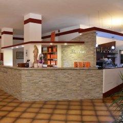 Отель ST. Louis Италия, Абано-Терме - отзывы, цены и фото номеров - забронировать отель ST. Louis онлайн интерьер отеля фото 2