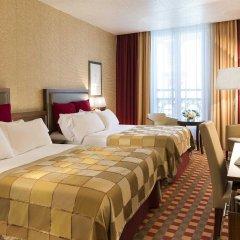 Отель Crowne Plaza Paris Republique комната для гостей фото 4