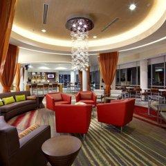 Отель SpringHill Suites by Marriott Columbus OSU интерьер отеля