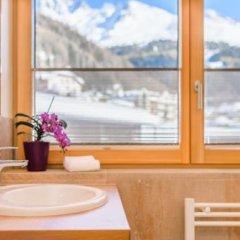 Hotel Julius Payer Стельвио ванная