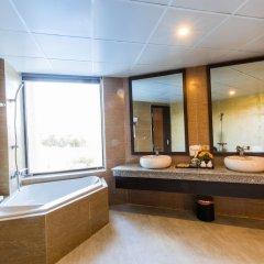 Отель Hamya Hotsprings and Resort ванная
