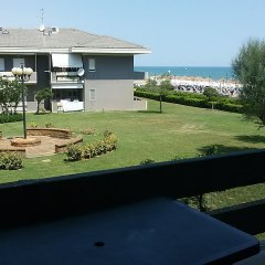 Отель Green Marine Сильви бассейн