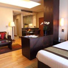 Отель Ascott Sathorn Bangkok Таиланд, Бангкок - отзывы, цены и фото номеров - забронировать отель Ascott Sathorn Bangkok онлайн комната для гостей