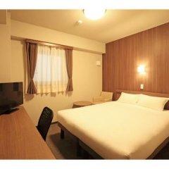 Отель Smile Hotel Hakata Ekimae Япония, Хаката - отзывы, цены и фото номеров - забронировать отель Smile Hotel Hakata Ekimae онлайн комната для гостей фото 3