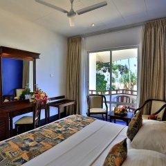 Hibiscus Beach Hotel & Villas комната для гостей фото 2