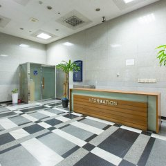 SH Seoul Hostel интерьер отеля
