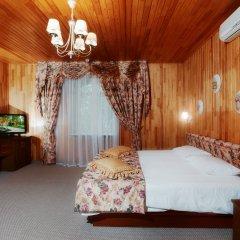 Гостиница Березка комната для гостей фото 2