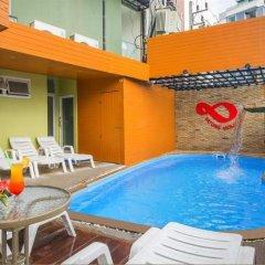 Отель Patong Holiday бассейн фото 2