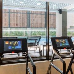 Отель SILA Urban Living фитнесс-зал фото 2