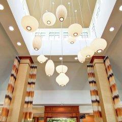 Отель Hilton Garden Inn Ottawa Airport Канада, Оттава - отзывы, цены и фото номеров - забронировать отель Hilton Garden Inn Ottawa Airport онлайн интерьер отеля
