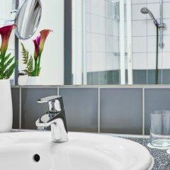 Отель IntercityHotel Düsseldorf ванная
