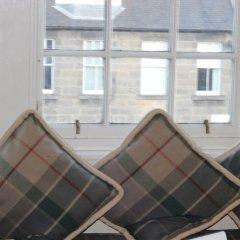 Апартаменты Tony Asga Tony's Apartments Эдинбург балкон