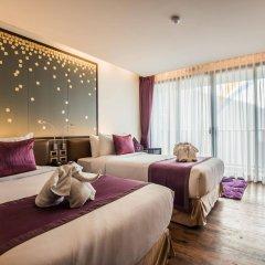 Отель The Beach Heights Resort Таиланд, Пхукет - 7 отзывов об отеле, цены и фото номеров - забронировать отель The Beach Heights Resort онлайн комната для гостей фото 4
