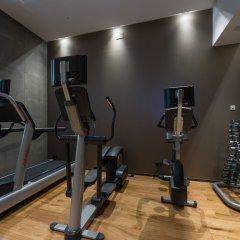 Отель Catalonia Port фитнесс-зал фото 3