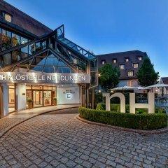 Отель NH Klösterle Nördlingen Германия, Нёрдлинген - 1 отзыв об отеле, цены и фото номеров - забронировать отель NH Klösterle Nördlingen онлайн парковка